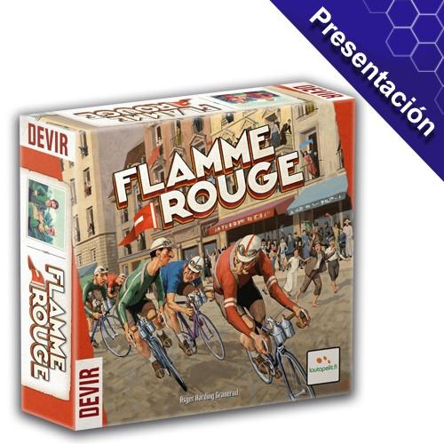 Presentacion Flamme Rouge 4+2